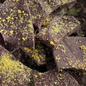 Chocolate & Banana Bark