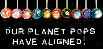 The planets have aligned with our Planet Pops