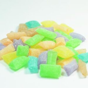 sour drops candy confectionery